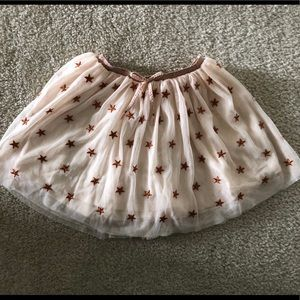 NWT girls Zara skirt